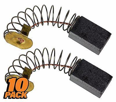 Qty 10 - Toledo Pipe 44540 Motor Brushes Fits Ridgid 300 535 Pipe Threader