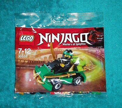 LEGO NINJAGO: Ninja Turbo Polybag Set 30532 BNSIP