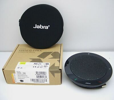 Used, Jabra Speak 410 MS Portable Computer USB Conference Speakerphone PHS001U New Box for sale  Shipping to India