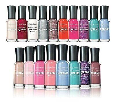(buy2 get1 free add 3) Sally Hansen Xtreme Hard Wear Nail Polish ~ Choose Color
