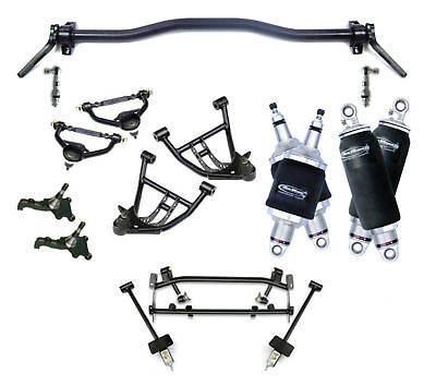 RideTech 11260298 Air Suspension System