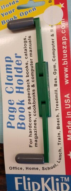 NEW FlipKlip Treadmill Book Holder 1 Pak.