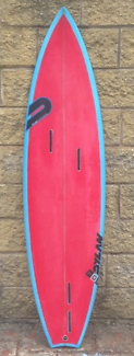 Tow Surfboard- LOST OUT AT SEA. REWARD OFFERED.