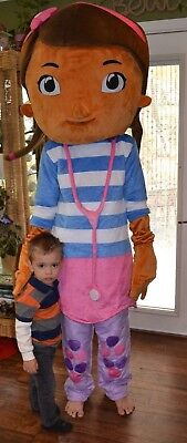 Cheap Mascot Costume (TEEN DOC MCSTUFFIN  LOOK A LIKE  MASCOT COSTUME / GOTTA SEE / CHEAP)