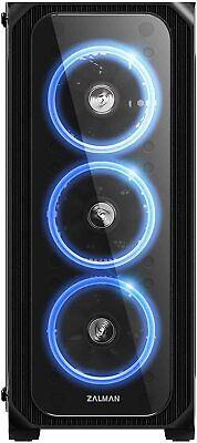 Gaming Computer AMD Ryzen 7 3700 4.4 GHZ B550 16GB DDR4 3000 RTX 2060 SSD RGB