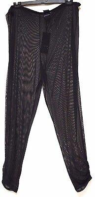 TS leggings TAKING SHAPE plus sz XXS / 12 Shadow Ruched F/L Leggings sexy NWT!
