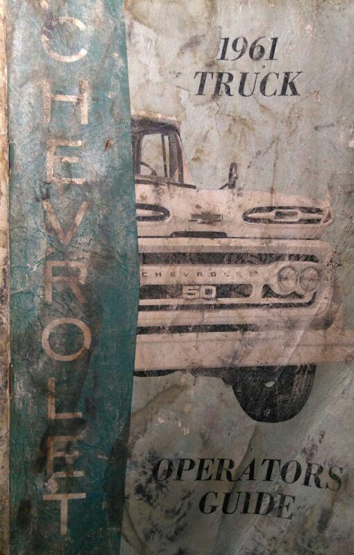 Chevrolet C-50 1961 Truck Owner Operator