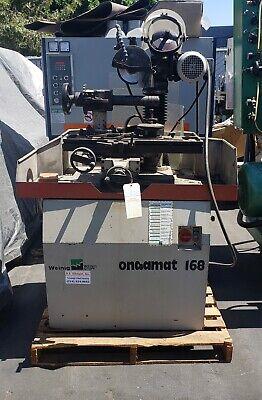 Weinig Rondamat 168 Universal Tool Grinder Woodworking Machinery