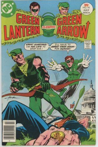Green Lantern #95 (Jul. 1977, DC)