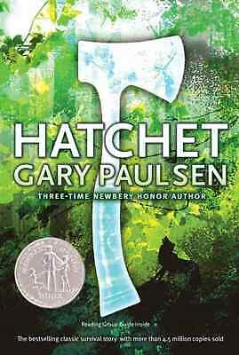 Hatchet by Gary Paulsen (PDF-EB00k)