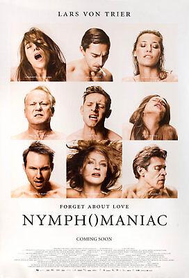 Nymphomaniac 2014 U.S. One Sheet Poster