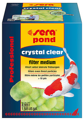 Sera Pond Crystal Clear Professional, 350 G