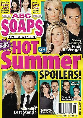 General Hospital Hot Summer Spoilers   June 19  2017 Abc Soaps In Depth Magazine