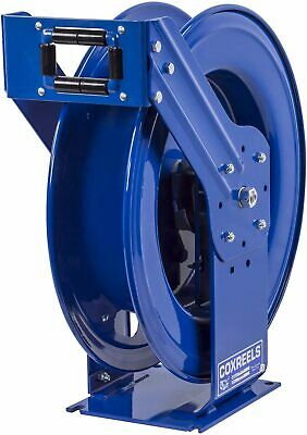 Coxreels Spring Rewind Hose Reel for air/water/oil: 3/8
