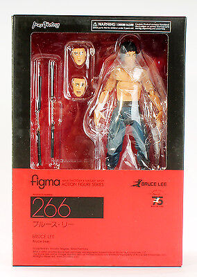 Bruce Lee No 266 Action Figure Movable Joints 6  Toys Dolls Kung Fu Gift New