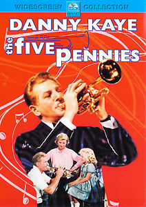THE FIVE PENNIES (DVD, 2005) - NEW RARE DVD