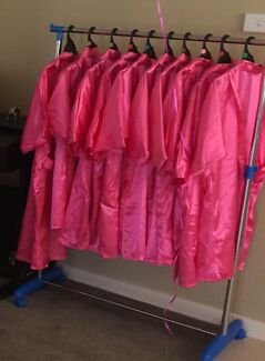 Dressing gowns for hire