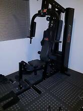 Bodyworx Home Gym and Vortex Spin Bike Cockburn Peterborough Area Preview