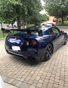 2015 Black Edition Nissan GTR