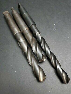 "7//8/"" HS Drill Bit Morse Taper Hercules USA Made Good"