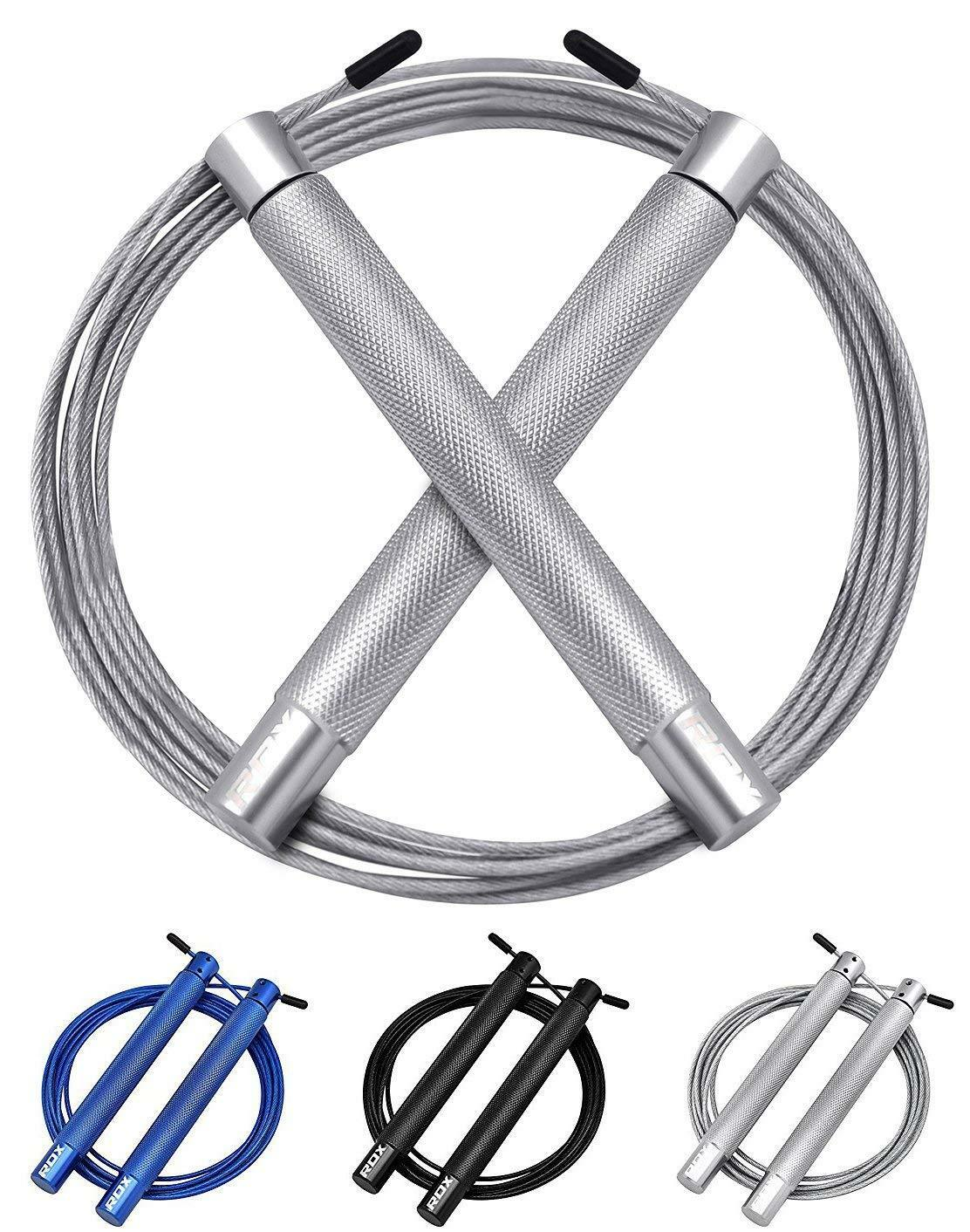 RDX Skipping Rope Speed Jumping Fitness Gym Exercise Boxing Crossfit Training C4
