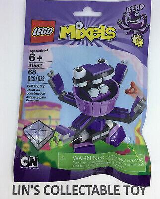 Lego 41552  Mixels Series 6  Berp