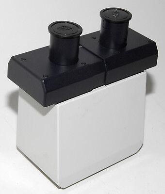 Leica Dm-irbe Inverted Microscope Head Dmirbe - Great Condition