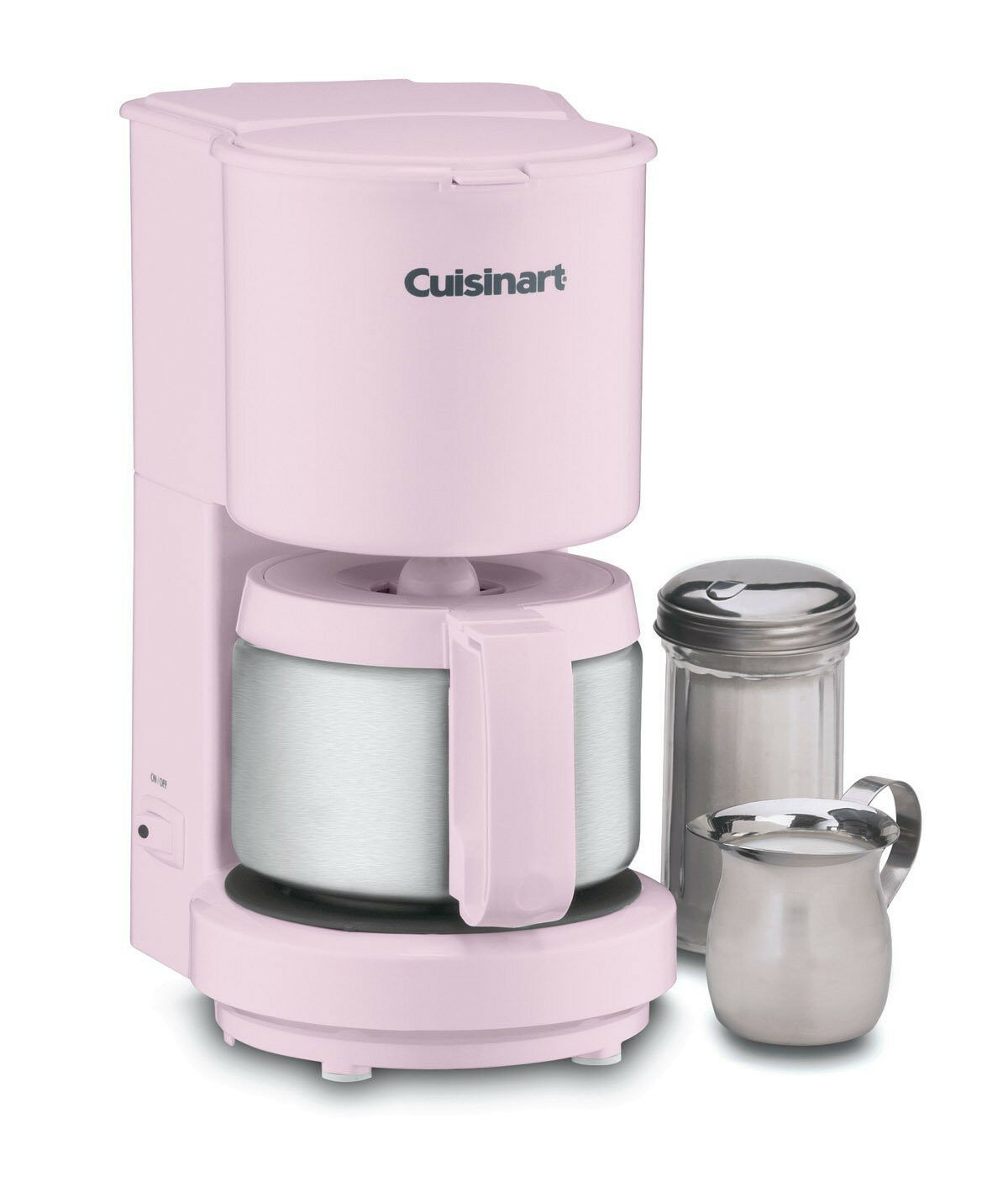 Cuisinart DCC-450pk 4-Cup Coffee maker Stainless-Steel Carafe (Refurbished) at Sears.com