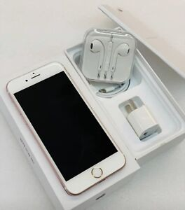 iPhone 6S 64GB Rose Gold Unlocked with RECEIPT WARRANTY