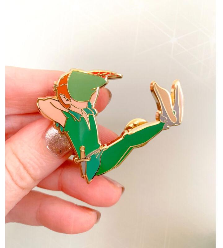 Peter Pan Fantasy Pin