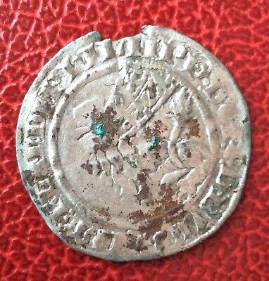 Belgique - Flandre - Philippe. Le Hardi -  Gros Botdrager  -  vers 1387 (3)