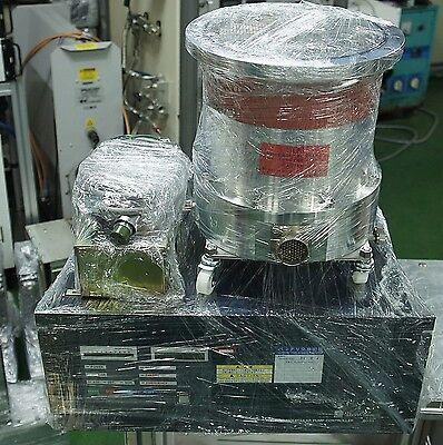 Ebara Et801h Turbo Molecular Vacuum Pump With 803h Controller