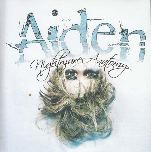 AIDEN Nightmare Anatomy CD + Bonus DVD - The Victory Show