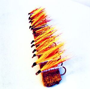 Brand New Store Bought Fly Fishing Flies