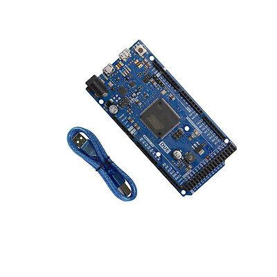 Due R3 Board Sam3x8e Atsam3x8e 32bit Arm Microcontroller W Cable For Arduino