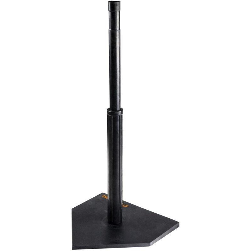 Champro Heavy Duty Rubber Home Plate Softball/Baseball Tee Batting Practice Tool