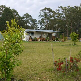 1.2 acres share on community. Crescent Head nsw  mid north coast