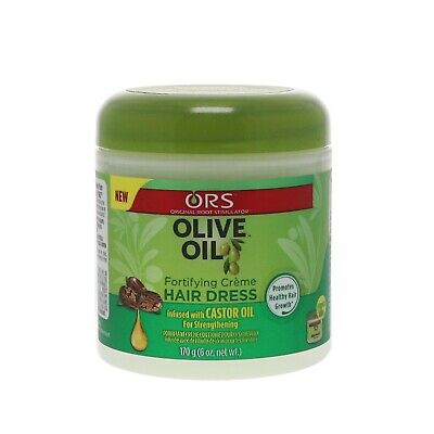 - ORS Olive Oil Fortifying Creme Hair Dress 6 oz