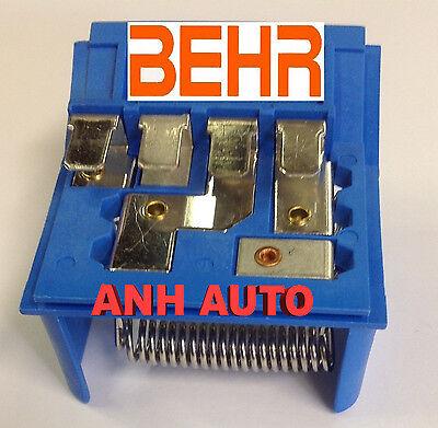 Blower  Motor  Resistor  Bmw  745Li