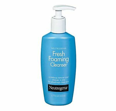 Neutrogena Fresh Foaming Cleanser, 2 Count