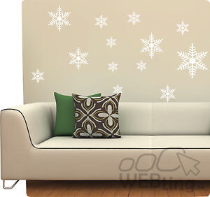 Snowflakes-Stickers-Window-Decoration-Christmas-Wall-Stickers