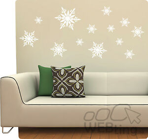 Snowflake-Ice-Crystals-Window-Ornaments-Images-Wall-Stickers-Decoration