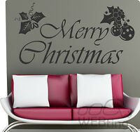Navidad Christmas Snow Pegatina De Pared Adhesivo Pegatina Advento -  - ebay.es