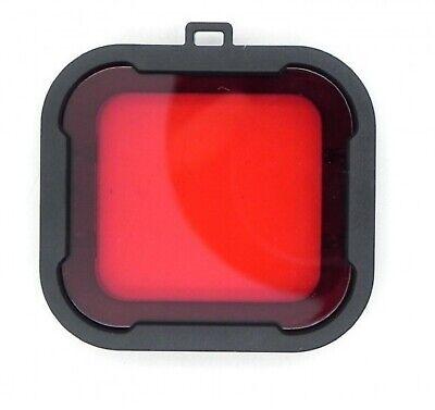 Accesorio Para Cámaras Deportivas Filtro Para Cámara Deportiva Color Rojo Fotos