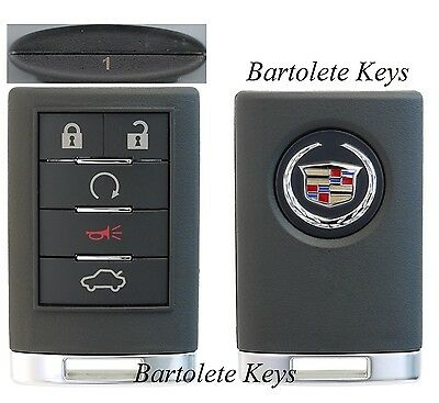 OEM Fob Keyless Entry Remote #1 for 2008 Cadillac DTS (Regular Ignition Models)