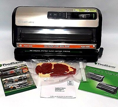 THE FOODSAVER (FM5200) FOOD 2-n-1 PRESERVATION SYSTEM | NEW w/o BOX Sunbeam