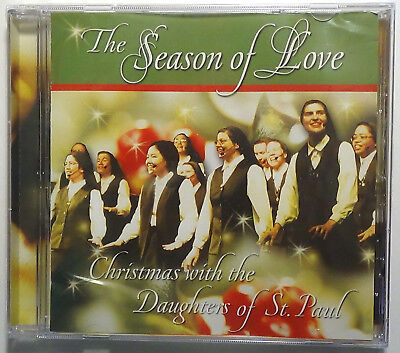 Christmas With The Daughters Of St. Paul - The Season Of Love CD 2006 NEW ()