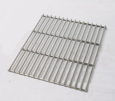Brick BBQ Replacement Cooking Grill 6mm Stainless Steel 49.5cm x 40cm