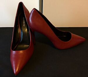 Red heels from Le Chateau