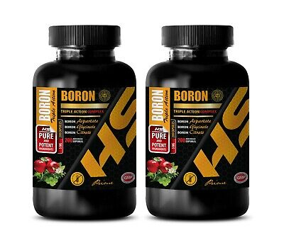 bone and joint health supplements - BORON COMPLEX - boron supplement best (Best Bone And Joint Supplements)